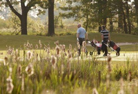 Greenfee bij landgoed golfbaan de Bleijenbeek