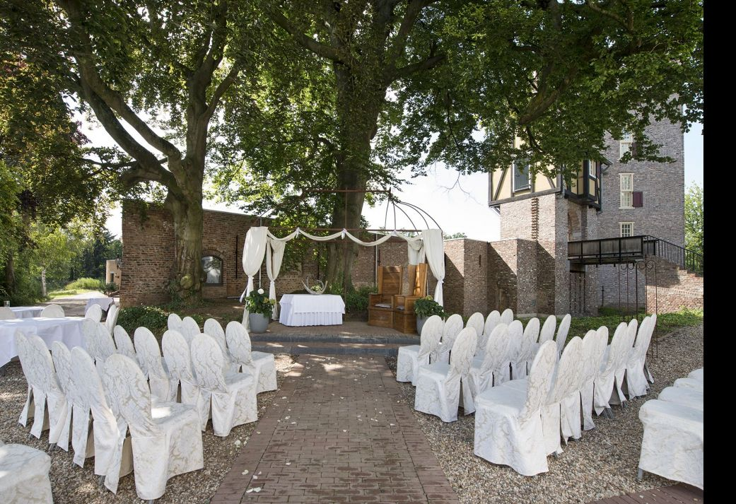 All inclusive Kasteel Feestarrangement in Midden Limburg