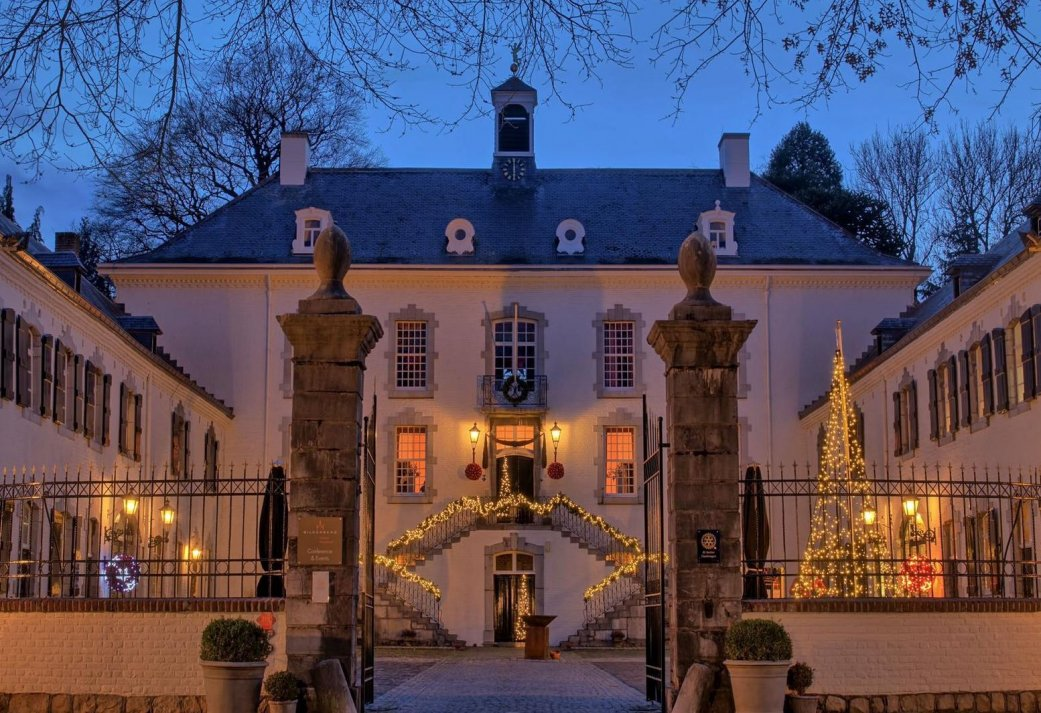 Jingle Bells Kerstarrangement - Culinair genieten en Nachtje weg