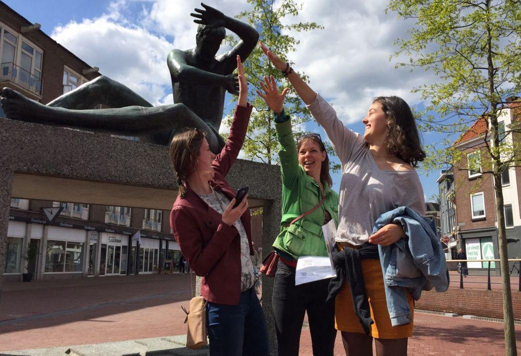 Uit in Haarlem met uw groep - The BreakOut
