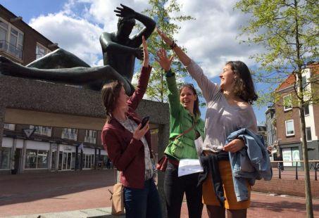 Groepsuitje in het centrum van Enschede - BreakOut