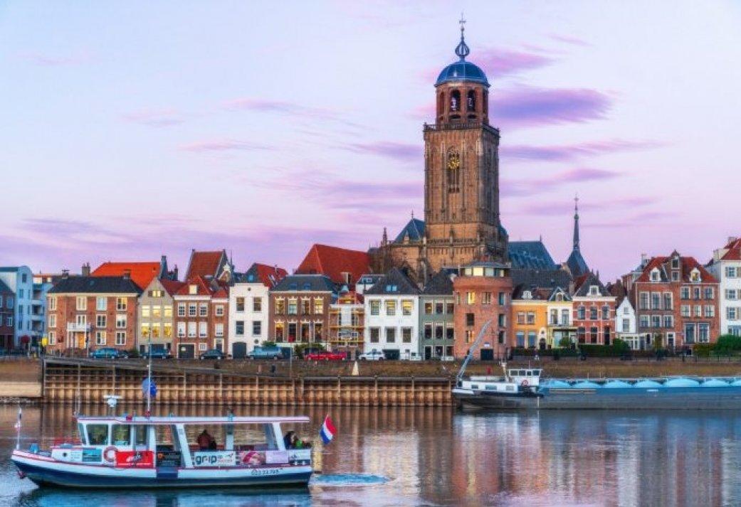 Teambuilding aan de IJssel