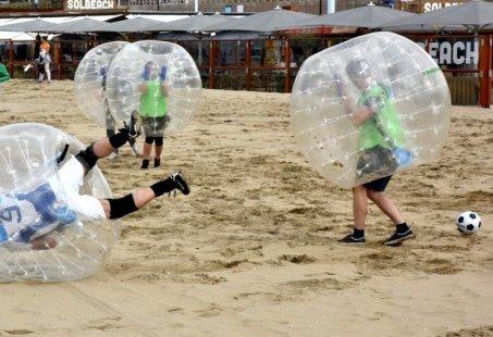 Bedrijfsweekend Ameland-Spannende teamgames en Strandspektakel