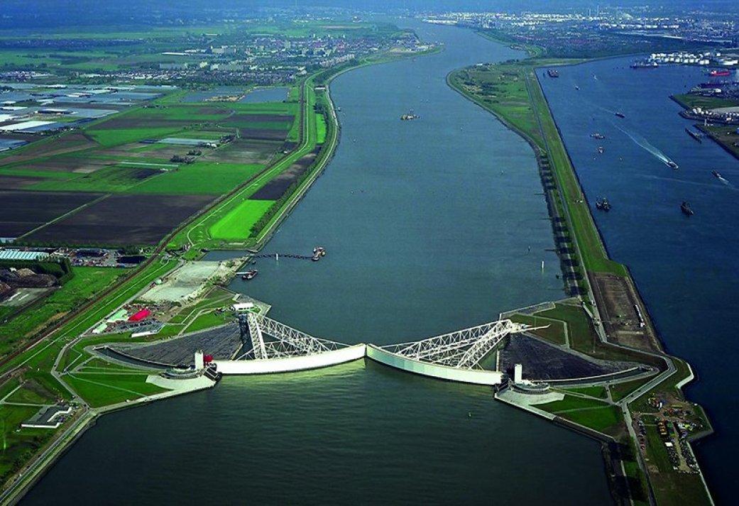 Zeehonden en zeereuzen spotten tijdens een rondvaart over de Maasvlakte in Rotterdam