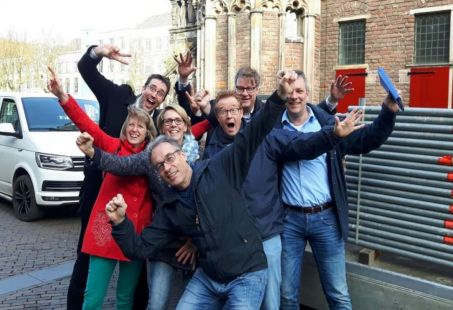 Spannend personeelsuitje in Den Bosch - The BreakOut