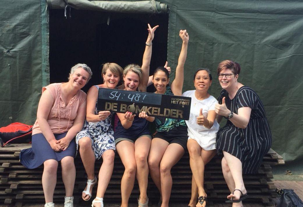 Escape de Biesbosch - Spectaculair dagje uit met Escape Room en vaartocht