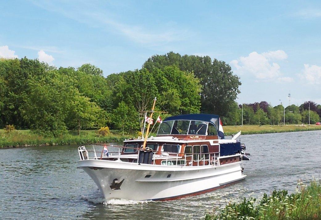 Dwars door de Brabantse Biesbosch - Vaartocht van 3 uur door de natuur