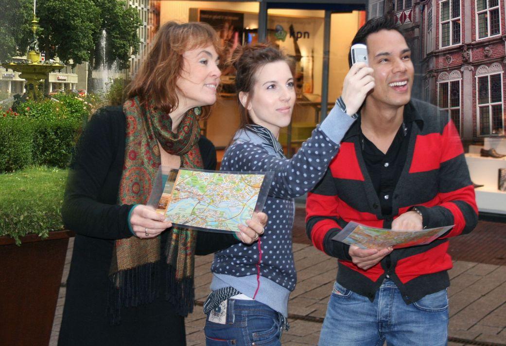 Groepsuitje in Delft - Speel WhatsApp Sudoku