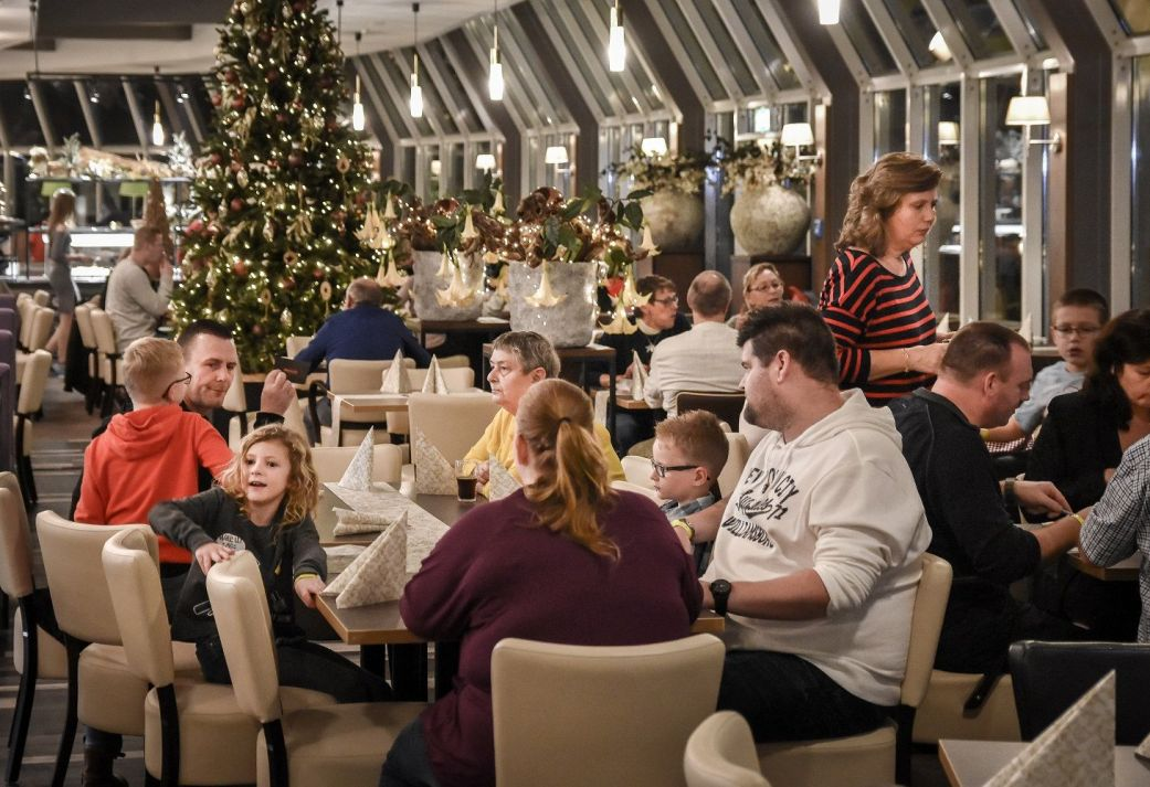 All-Inclusive kerst dagarrangement in Winter Wunderland - Kom genieten met de hele familie