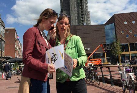 Speel WhatsApp Sudoku met uw dagje uit in Amersfoort
