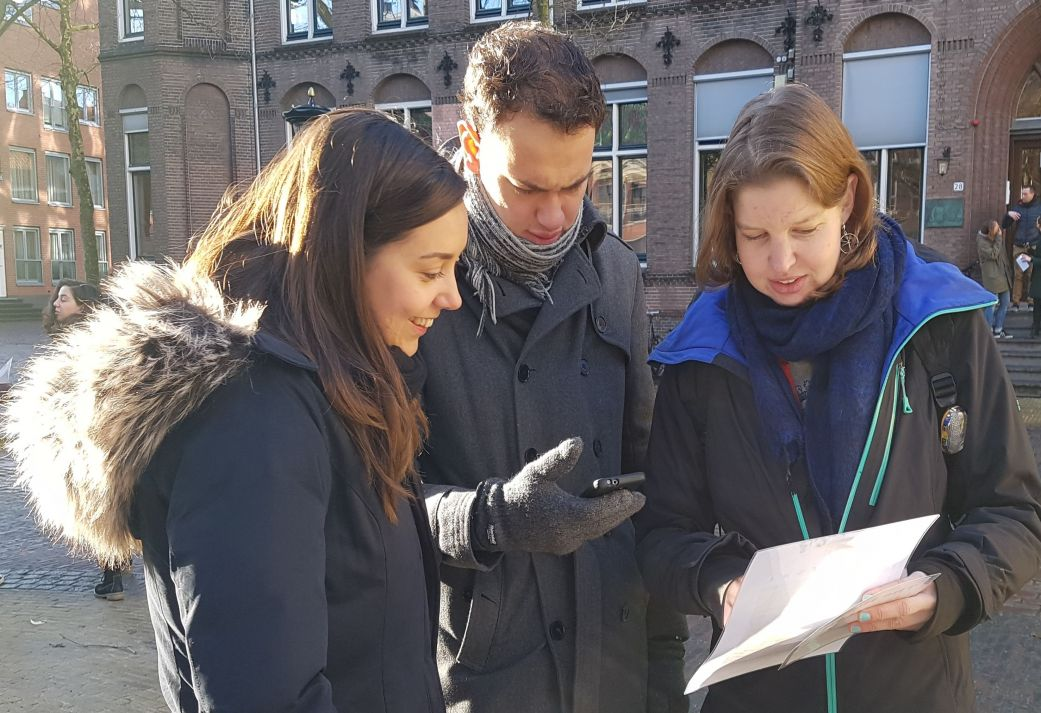 Speurtocht door Nijmegen - Vindt Karel tijdens de BreakOut