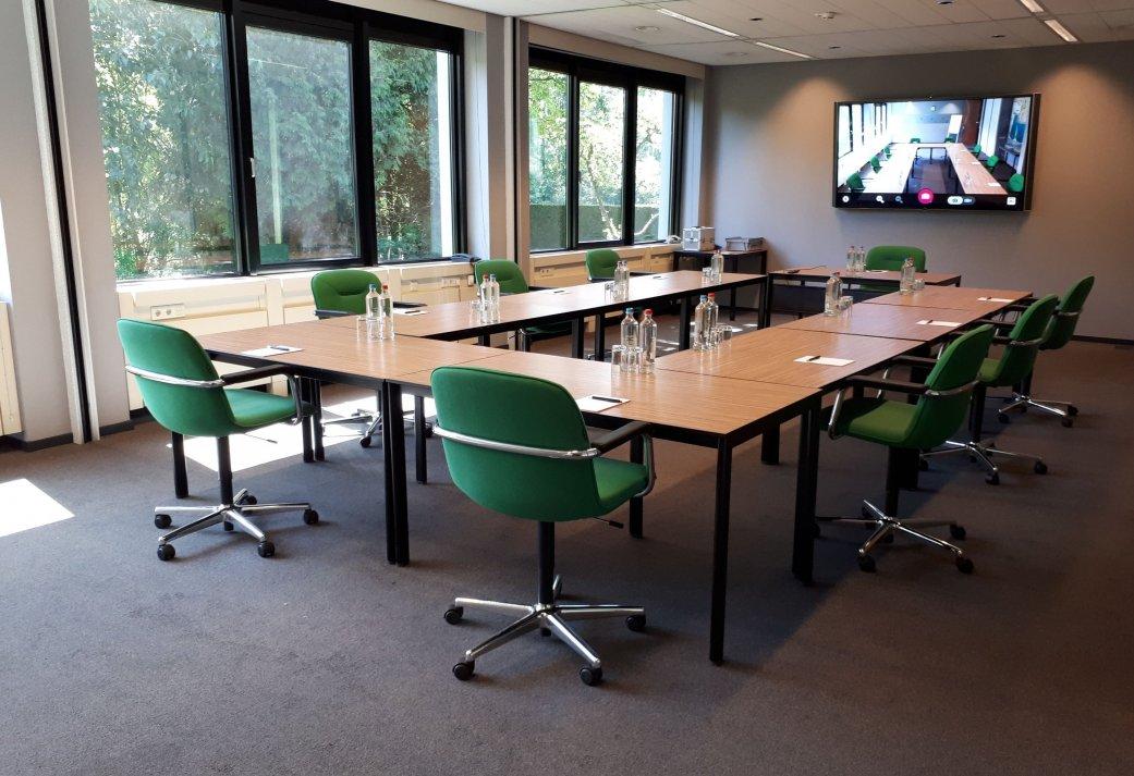 32- uurs vergaderarrangement - Meerdaags vergaderen op een Kasteel