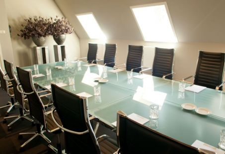 All-in vergaderen op een landgoed in Zuid-Holland - inclusief zaalhuur
