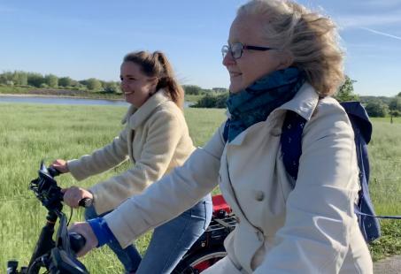 5-daagse Fietsvakantie Zuid naar 4 Hanzesteden langs de IJssel door Gelderland