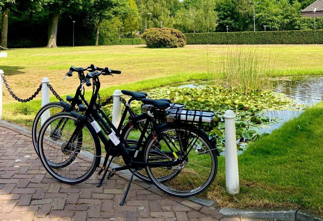 Brabants Fietsarrangement - Overnachten op een landgoed met Historische allure