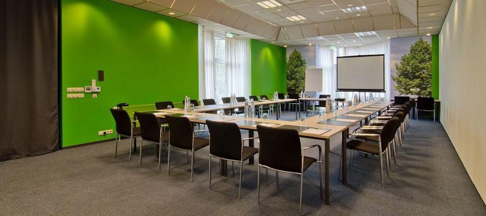 8 uurs vergaderarrangement in Midden Limburg - Vergaderen in de natuur!